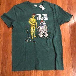 Star Wars 'Tis The Season Christmas shirt large